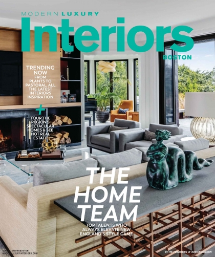 Modern Luxury Interiors Boston -
